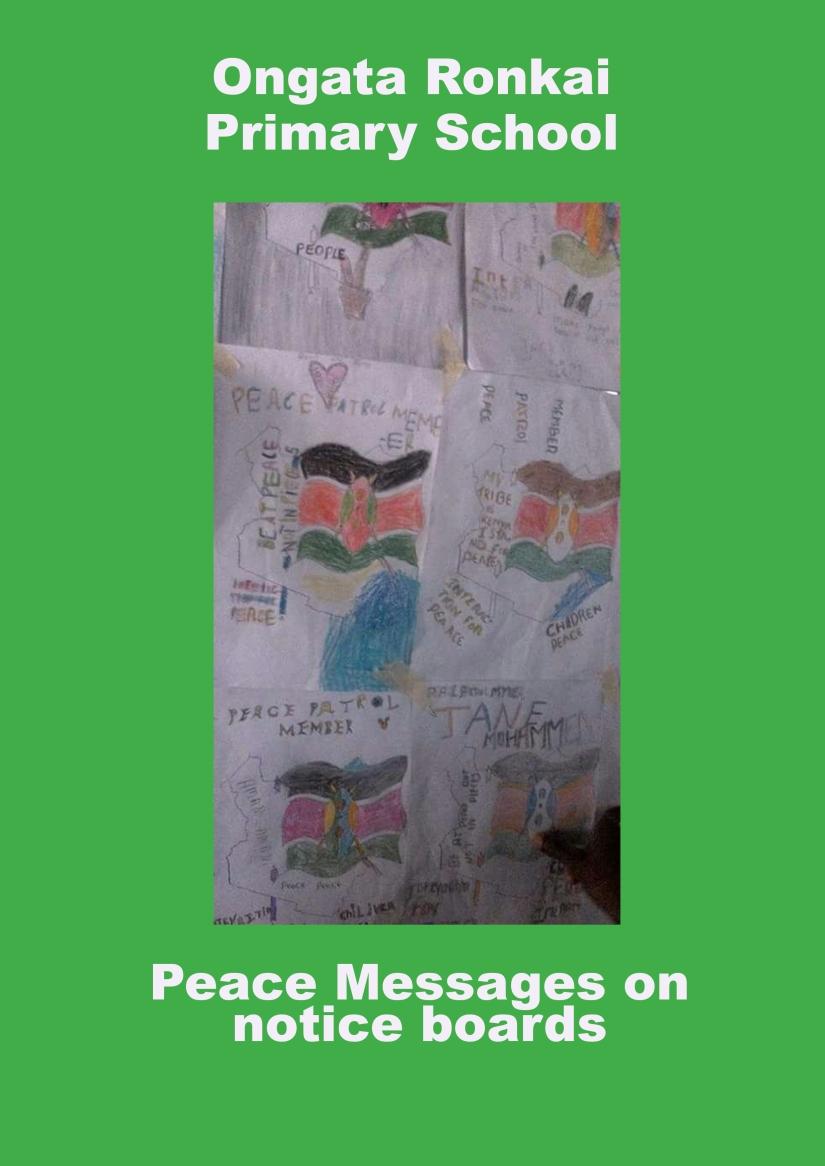 Ongata Rongai - International Day of Peace